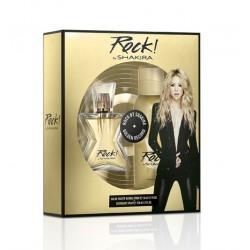 comprar perfume SHAKIRA ROCK! BY SHAKIRA EDT 50 ML + BODY LOTION 100 ML SET REGALO danaperfumerias.com