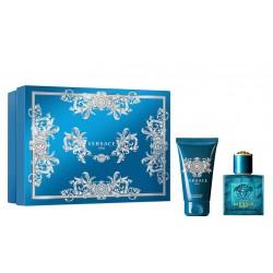 comprar perfumes online VERSACE EROS EDT 30 ML + S/GEL 50 ML SET REGALO mujer