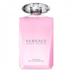 comprar perfumes online VERSACE BRIGHT CRYSTAL SHOWER GEL 200 ML mujer