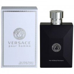 VERSACE POUR HOMME HAIR & BODY SHAMPOO 250 ML
