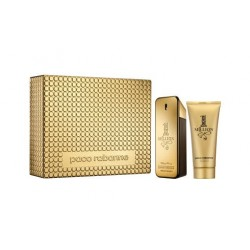 PACO RABANNE 1 MILLION EDT 100 ML + S/G 100 ML SET REGALO