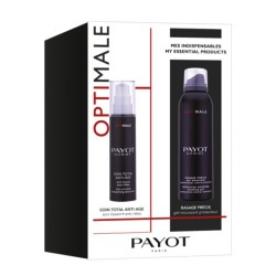 PAYOT HOMME GEL DE AFEITADO 100 ML + FLUIDO ANTIARRUGAS 50 ML DUO SET REGALO