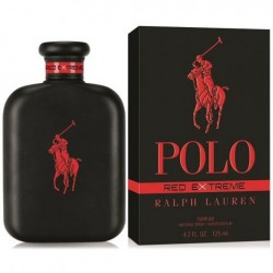 RALPH LAUREN POLO RED EXTREME EDP 125 ML