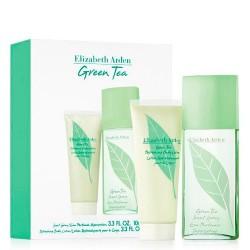 comprar perfumes online ELIZABETH ARDEN GREEN TEA EDP 100ML +B/L 100 ML SET REGALO mujer