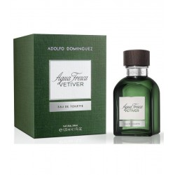 comprar perfumes online hombre ADOLFO DOMINGUEZ AGUA FRESCA VETIVER EDT 120 ML VP.