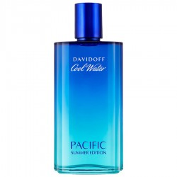 DAVIDOFF COOL WATER MEN PACIFIC SUMMER EDT 125ML