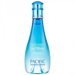 DAVIDOFF COOL WATER WOMAN SUMMER PACIFIC EDT 100 ML