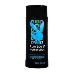 PLAYBOY GENERATION SHOWER GEL 400 ML