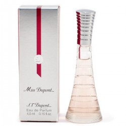 comprar perfumes online MISS DUPONT EDP 4.5 ML mujer