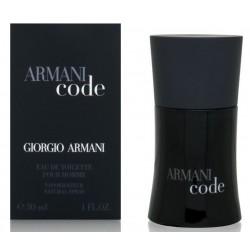ARMANI CODE POUR HOMME EDT 30 ML VP.