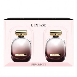 NINA RICCI L´EXTASE EDP SET 2 X 30 ML