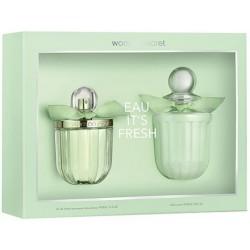 comprar perfumes online WOMEN'S SECRET EAU IT'S FRESH EDT 100 ML + BODY LOTION 200 ML mujer