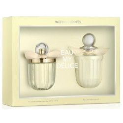 WOMEN´S SECRET EAU MY DELICE EDT 100 ML + BODY LOTION 200 ML