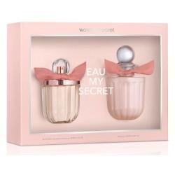 comprar perfumes online WOMEN SECRET EAU MY SECRET EDT 100 ML + BODY LOTION 200 ML mujer