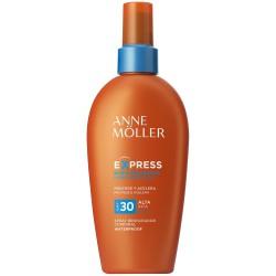 ANNE MOLLER EXPRESS SPRAY BRONCEADOR BRONCEADO RAPIDO SPF 30 200 ML danaperfumerias.com