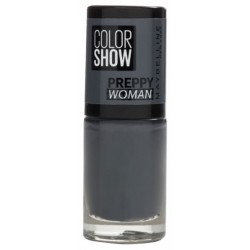 MAYBELLINE COLOR SHOW PREPPY WOMAN EMPIRE GREY 76 7ML