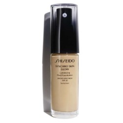 SHISEIDO SYNCHRO SKIN GLOW LASTING FOUNDATION G3 GOLDEN 03 30 ML