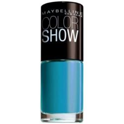 MAYBELLINE ESMALTE DE UÑAS COLOR SHOW 283 BABE ITS BLUE 7ML