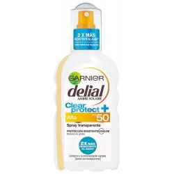 GARNIER DELIAL CLEAR PROTECT SPRAY FPS 50 200 ML