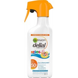 GARNIER DELIAL SPRAY PROTECTOR NIÑOS FPS 50+ 300 ML