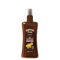 HAWAIIAN ACEITE SECO SPRAY SPF15 200 ML