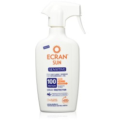 ECRAN SUN SENSITIVE SPRAY PROTECTOR SPF 100 300 ML