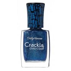 SALLY HANSEN CRACKLE OVERCOAT WAVE BREAK 09 11.8ML