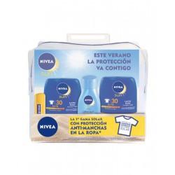 NIVEA SUN SET PROTECCIÓN SOLAR MINI danaperfumerias.com/es/