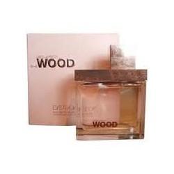 comprar perfume DSQUARED SHE WOOD VELVET FOREST WOOD EDP 50 ML danaperfumerias.com