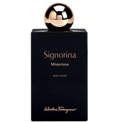 SALVATORE FERRAGAMO SIGNORINA MISTERIOSS BODY LOTION 200 ML