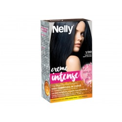 NELLY SET TINTE 1/00 NEGRO AZULADO
