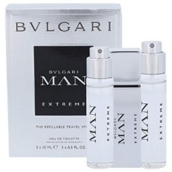 BVLGARI MAN EXTREME 3 x 15 ML