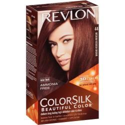 REVLON TINTE COLORSILK 44 MED RED BROWN danaperfumerias.com/es/