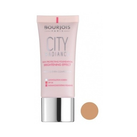 BOURJOIS CITY RADIANCE MAQUILLAJE PROTECTOR 005 GOLDEN BEIGE 30ML