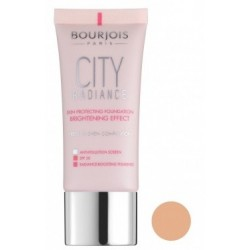 BOURJOIS CITY RADIANCE MAQUILLAJE PROTECTOR 003 LIGHT BEIGE 30ML