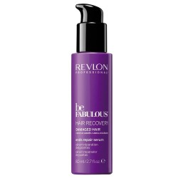 comprar acondicionador REVLON BE FABULOUS HAIR RECOVERY ENDS REPAIR SERUM 80 ML