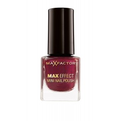 MAX FACTOR MAX EFFECT MINI NAIL 13 DEEP MAUVE 4.5 ML danaperfumerias.com