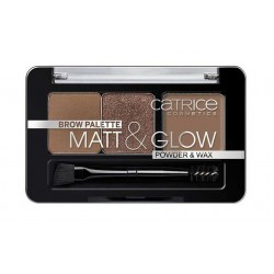 CATRICE MATT & GLOW PALETA PARA CEJAS 010 NOW FLASH LIGHTS danaperfumerias.com