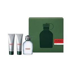 comprar perfumes online hombre HUGO EDT 150 ML SET REGALO