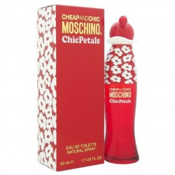 comprar perfume MOSCHINO CHEAP & CHIC CHIC PETALS EDT 50 ML VP. danaperfumerias.com