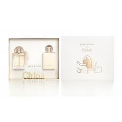 comprar perfume CHLOE COFRE LOVE STORY EDP 50ML + LOCIÓN CORPORAL 100ML danaperfumerias.com