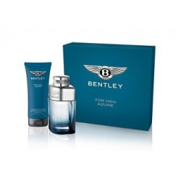 BENTLEY FOR MEN AZURE EDT 100 ML + SHOWER GEL 200 ML SET REGALO