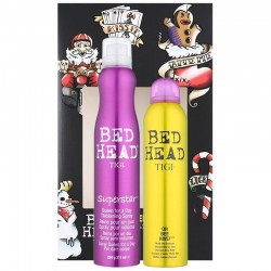 TIGI BIGGED UP SET QUEEN FOR A DAY SPRAY VOLUMEN 311 ML + OH BEELIVE CHAMPU SECO 238 ML SET REGALO