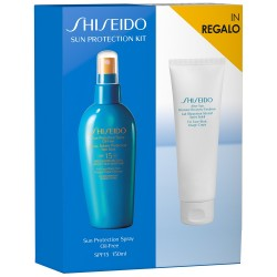 SHISEIDO SUN PROTECTION SPF 15 SPRAY 150 ML + AFTERSUN 100 ML SET REGALO