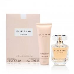comprar perfumes online ELIE SAAB LE PARFUM EDP 90 ML + B/L 75 ML SET REGALO mujer