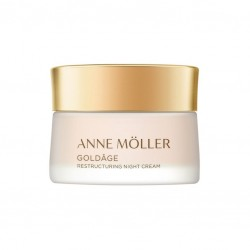Comprar tratamientos online ANNE MOLLER ADN GOLDAGE REESTRUCTURING NIGHT CREAM 50 ML