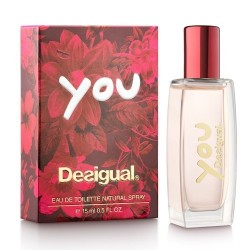 DESIGUAL YOU WOMAN EDT 15 ML