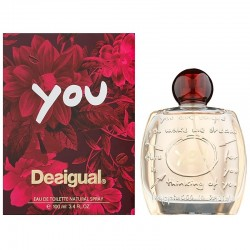 DESIGUAL YOU WOMAN EDT 100 ML