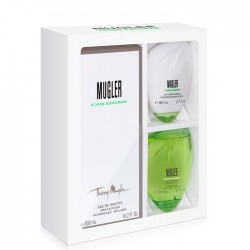 THIERRY MUGLER COLOGNE EDT 300 ML + GEL DUCHA 80 ML  + B/L 80 ML SET REGALO