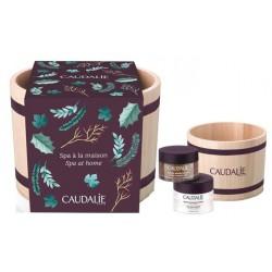 CAUDALIE SET SPA EXFOLIANTE CORPORAL CABERNET 150G + BALSAMO CORPORAL 225 ML danaperfumerias.com